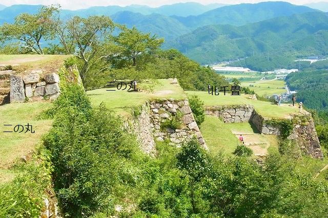 29竹田城跡