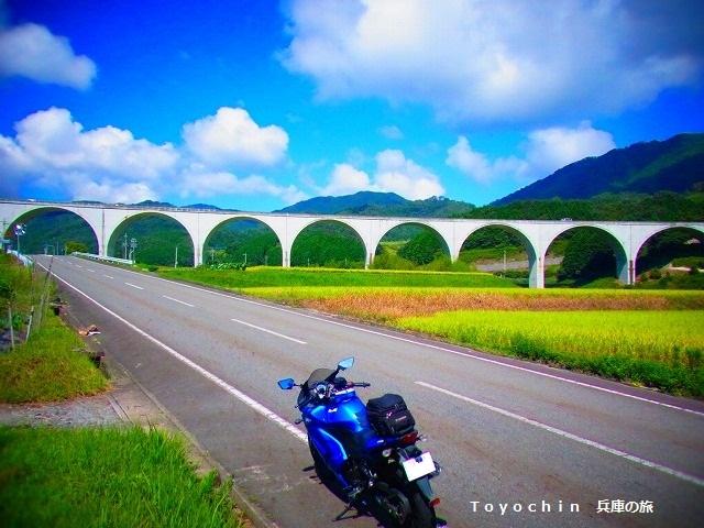 9 竹田城跡へ