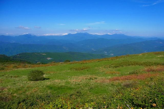 22大川峰へ