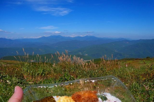 16大川峰へ