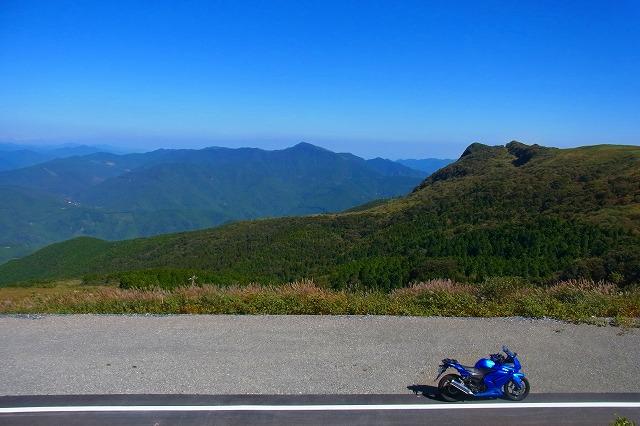 13大川峰へ