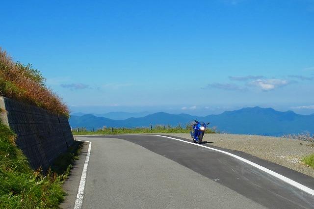 11大川峰へ