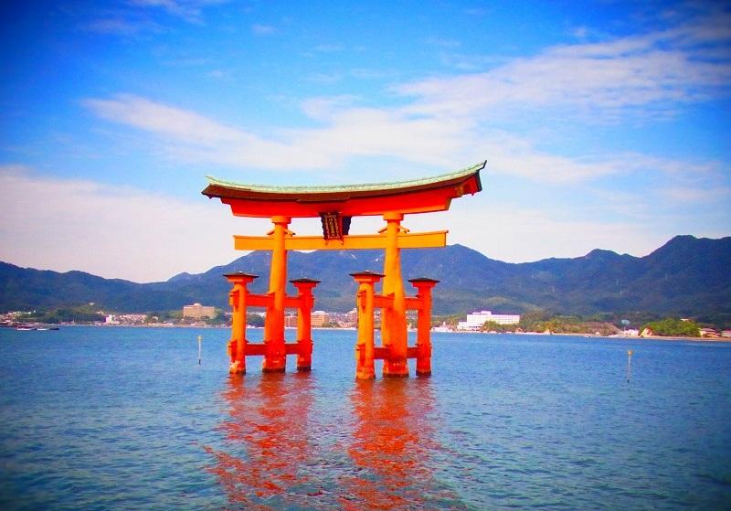 201210月13日宮島