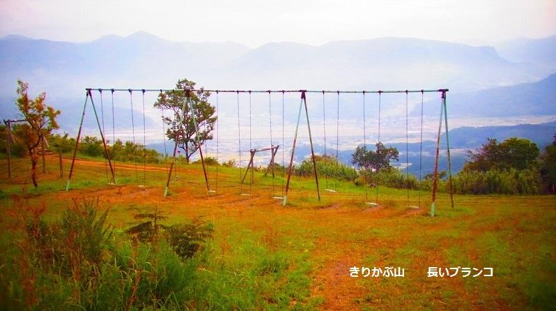 30伐株山 ブランコ