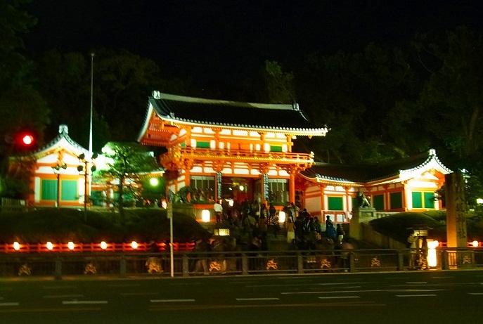 11祇園・八坂神社