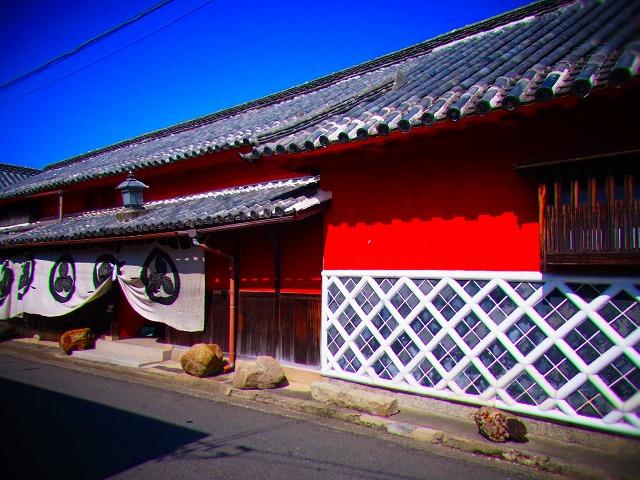 28香川 引田の町並み
