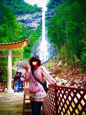 39高野山 那智の滝