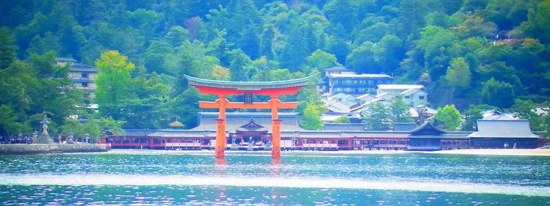 61宮島 厳島神社