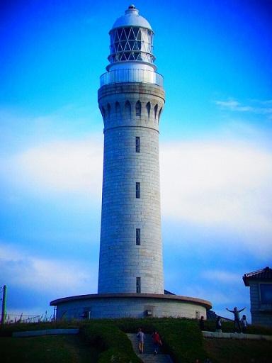 64角島灯台