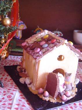 2010お菓子の家