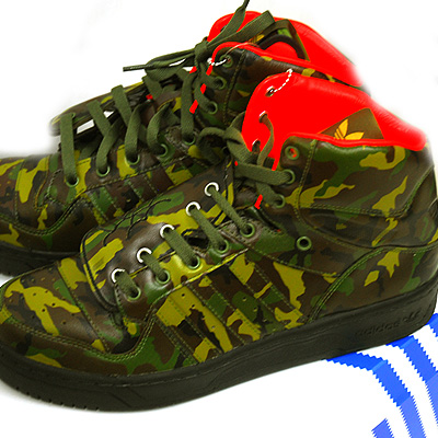 adidas×JEREMY SCOTT