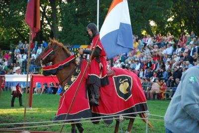 騎士団の競技大会??