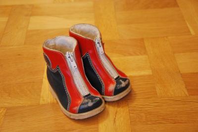 いっちゃんの始めての靴