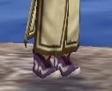 金刺繍ブーツ