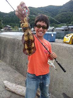 イカ釣り1