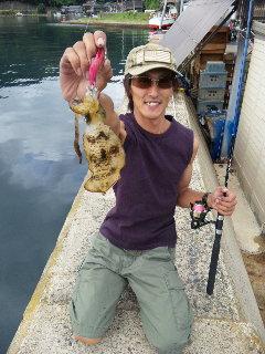 イカ釣り2