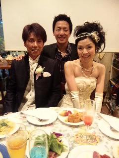 結婚式2次会5