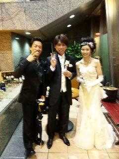 結婚式2次会2