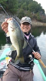 津風呂湖2