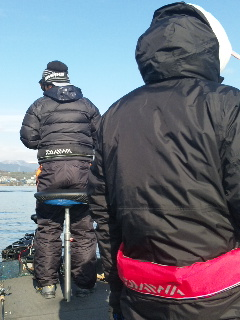 琵琶湖釣行1