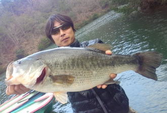 日吉ダム・Dスプーン 58cm 3400g 1