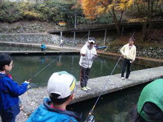 釣りを科学するプログラム6