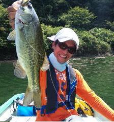 津風呂湖テスト5
