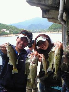 津風呂湖バスカップ5