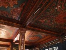 バッタンバンで晴読雨耕-パイリンの寺の天井