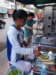 バッタンバンで晴読雨耕-Shawarma 1
