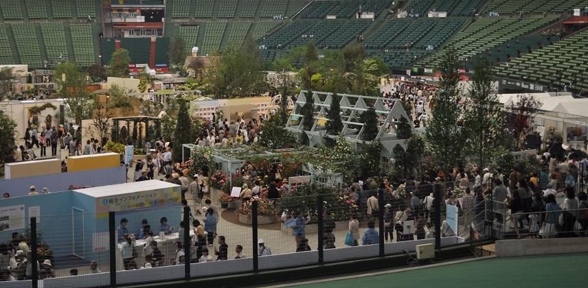 らん展2012