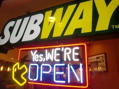 subway    390