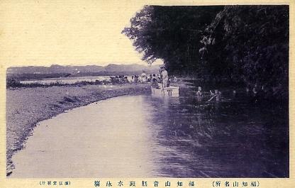 福知山音無瀬水泳場