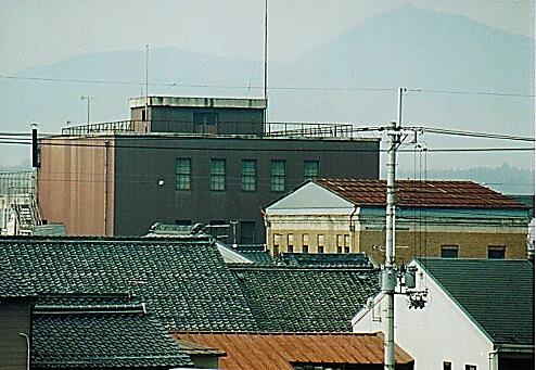 旧福知山銀行と旧三ツ丸百貨店