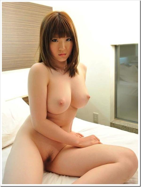 【マン毛】OL美乳おっぱい美女のアンダーヘア