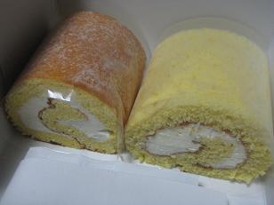 パリセヴェイユーロールケーキ