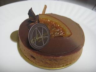 アカシエータルトショコラパンデピス