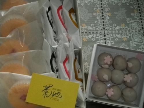 2011桜菓子