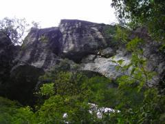110925鳳来ガンコ岩