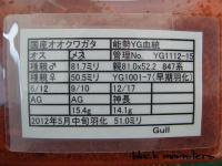 能勢YG1112-15-510