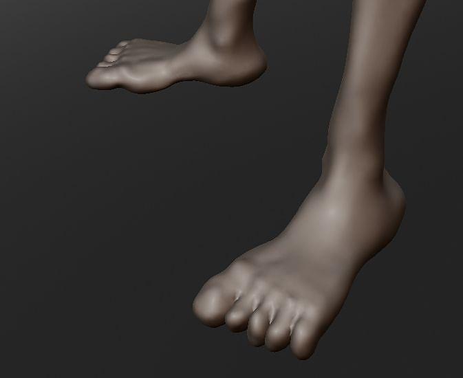 s-足に見えたらいいですね