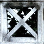 正方形型の「角に直違」