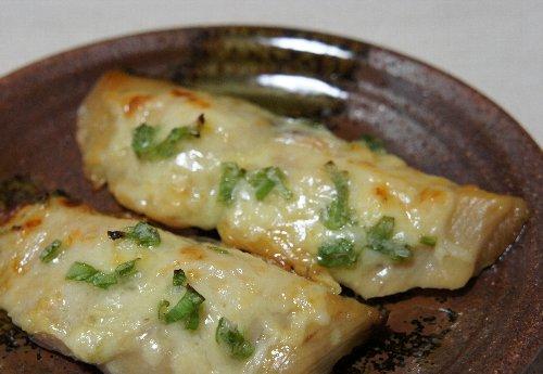 サワラの味噌チーズ焼き2
