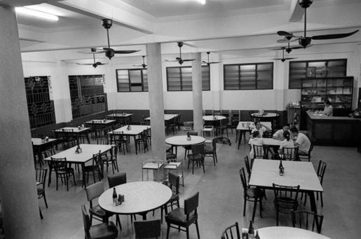 シーロムのレストラン