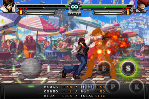 THE KING OF FIGHTERS-i 2012-04