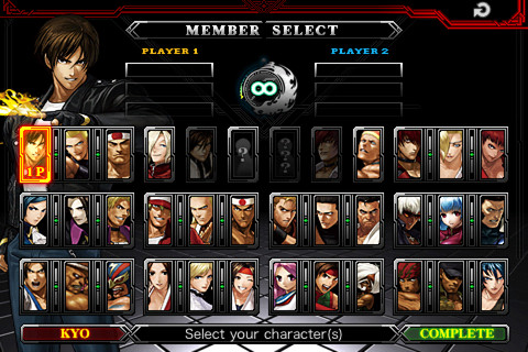 THE KING OF FIGHTERS-i 2012-03