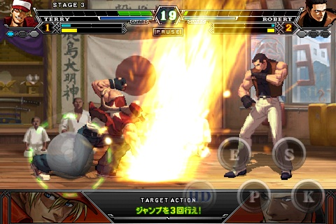 THE KING OF FIGHTERS-i 2012-08