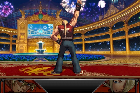 THE KING OF FIGHTERS-i 2012-06