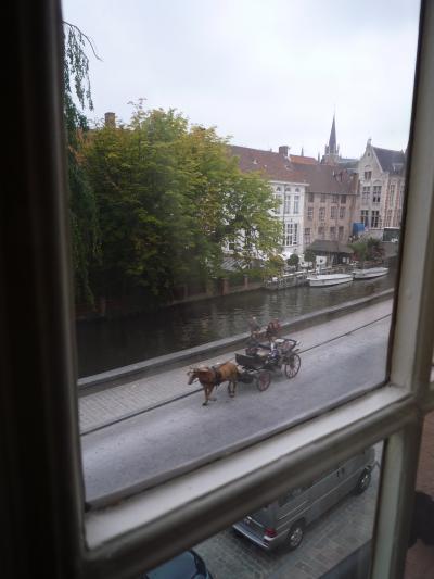 ホテル窓から1