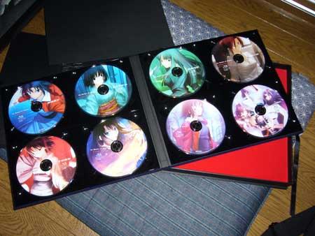 らっきょBD-BOX